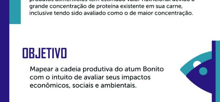 Folheto do Projeto Atum Bonito